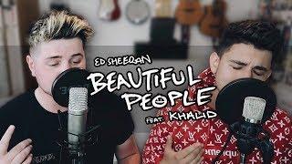 Gambar cover Ed Sheeran - Beautiful People ft. Khalid Cover