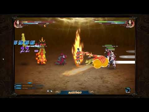 Naruto Online Brazil Space Time Group Finals S.Itachi New Brazil Meta Meme?