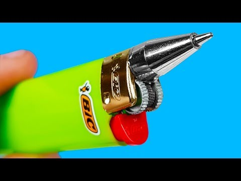 10 Awesome Life Hacks For Lighter