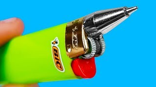10 Awesome Life Hacks For Lighter thumbnail