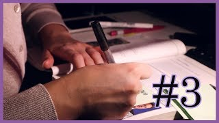 Дневник Старшеклассницы #3 || Мотивация для Учёбы , Конспекты , Моё Утро