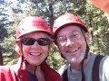 HBW 170: Zip Lining on our Anniversary!  Shout Outs & Updates!