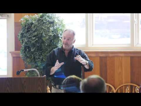 1st Annual Virginia Bigfoot Conference video 4 of 6 Bill Dranginis