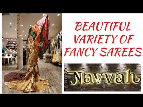 Beautiful Fancy Sarees