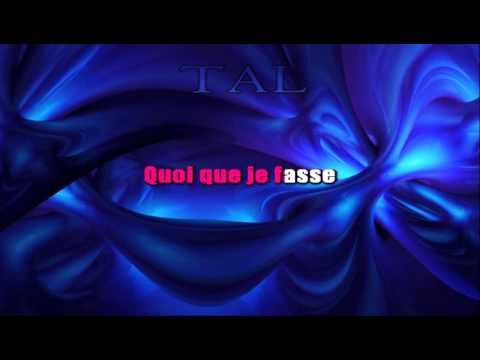 Karaoké Génération Goldman Tal  Pas Toi instru