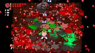 The Binding of Isaac Rebirth: Mega Satan Kill & Ending 16