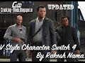 How to download and install GTA San Andreas GTA V Style Characters Switch 4 Mod UPDATED