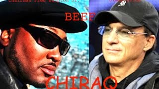"Chairman Fred Hampton Jr. and Jimmy Iovine Beef ""CHIRAQ."""