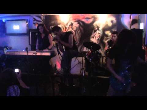 Tras las rejas Saratoga live cover por hildegard