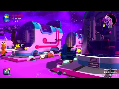 The Lego Movie 2 Ending Part 6 Videogame
