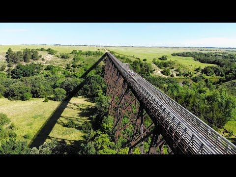 Cycling the Cowboy Trail in Nebraska-Ryan and Ali Bike Across America-Ep 20