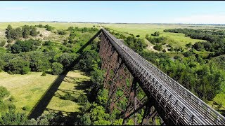 Cycling the Cowboy Trail in Nebraska-Ryan and Ali Bike Across America-Ep 20