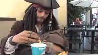 Hollywood Hell: Jack Sparrow