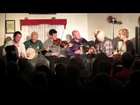 De Danann at the Corofin Traditional Music Festival 2014