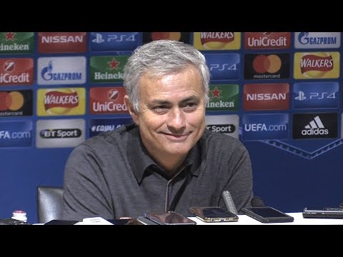 Manchester United 2-0 Benfica - Jose Mourinho Full Post Match Press Conference - Champions League