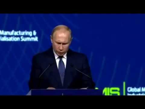 Путин рассказал о червяках из фильма Дрожь земли