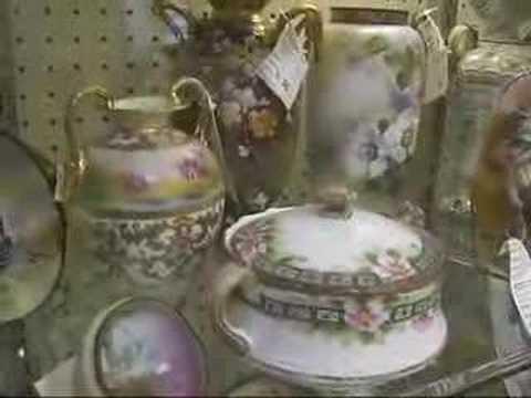 Centralia Antique Collecting