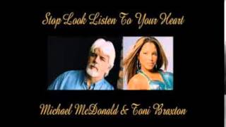 Watch Michael Mcdonald Stop Look Listen to Your Heart video