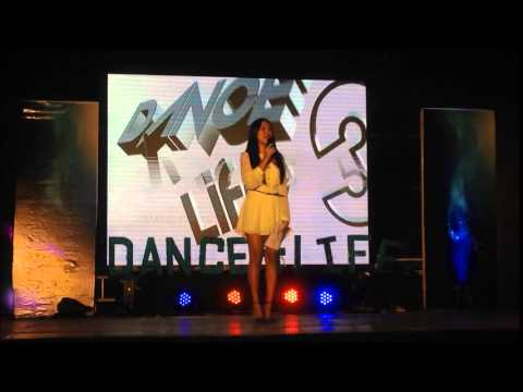 Abby Borja For Dance4Life Philippines Season 3