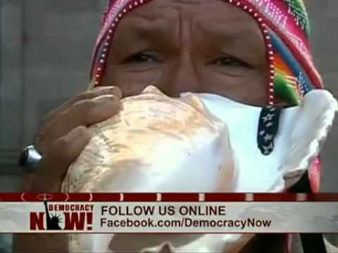 DemocracyNow Earth Day Special Vandana Shiva and Maude Barlow on the Rights of Mother Earth