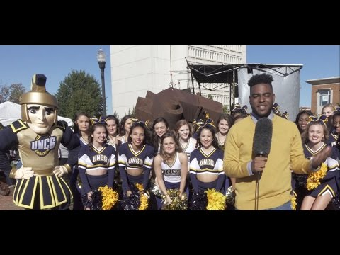 Inside UNCG: Homecoming 2016
