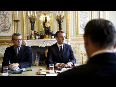 فرنسا تترقب خطاب ماكرون لاحتواء احتجاجات السترات الصفر  - نشر قبل 5 ساعة