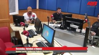 Resenha, Futebol e Humor - 24/09/2018
