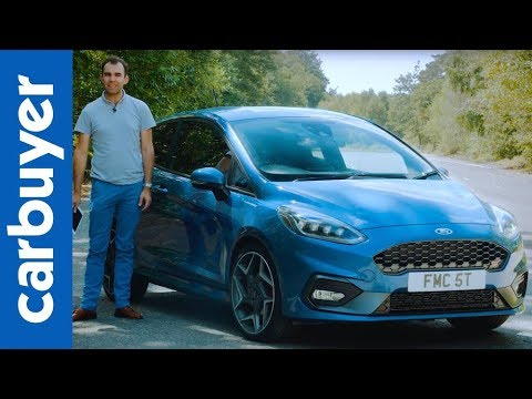 Ford Fiesta ST 2019 in-depth review - Carbuyer