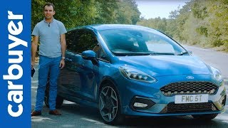 New 2018 Ford Fiesta ST in-depth review – Carbuyer – James Batchelor