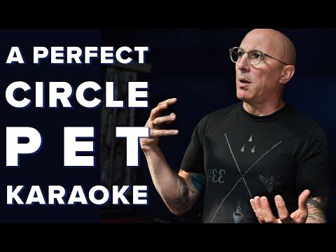 A Perfect Circle Pet Karaoke