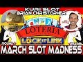 🚩ROUND#1 West ★ LOCK IT LINK (LOTERIA) 🎰 #MarchMadness2018 #Slots KURI Slot VS. Brian Christopher