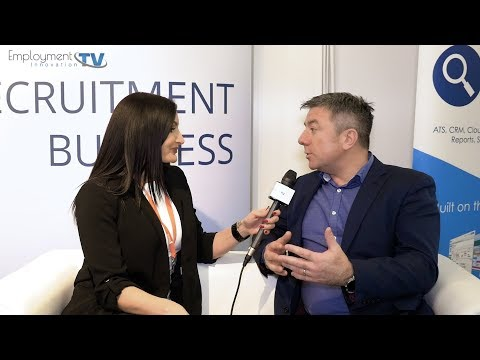 Recruitment Agency Expo 2018   Michael Wallace – Jobscience
