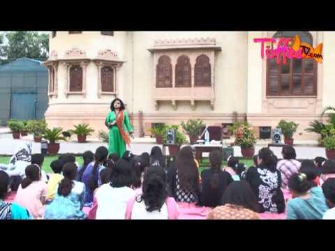 Mohatta Palace Storytelling - Sania Saeed