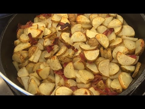 Dutch Oven Potatoes