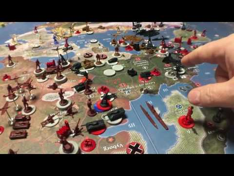 Axis & Allies Global 1940/Russia Strategy