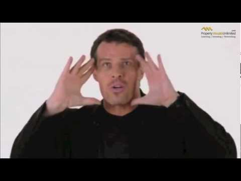 Moving from Change to Progress – Tony Robbins
