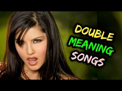 DOUBLE MEANING BOLLYWOOD SONGS | AAO RAJA SUNNY LEONE
