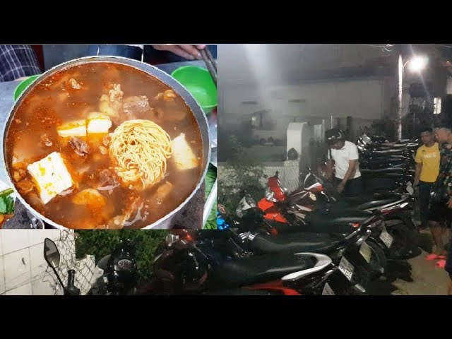 Lẩu 'nghĩa địa' ngon rẻ,  tấp nập người đến ăn ở Sài Gòn