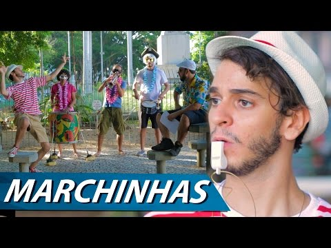 MARCHINHAS