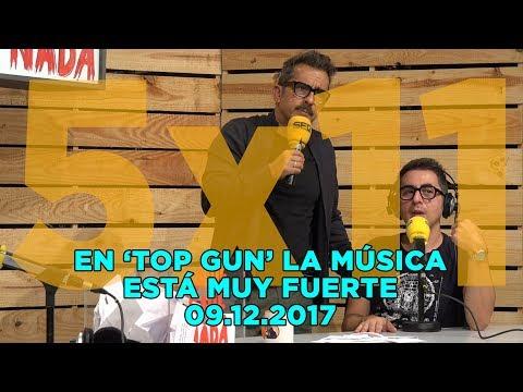 NADIE SABE NADA - (5x11): En 'Top Gun' la música está muy fuerte
