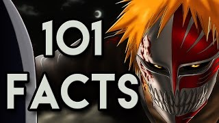 101 Bleach Facts You Probably Didn't Know! (101 Facts)