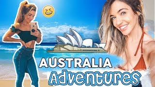 AUSTRALIA, CUTTING MY HAIR, EXCITING ANNOUCEMENT😱😍 | VLOG