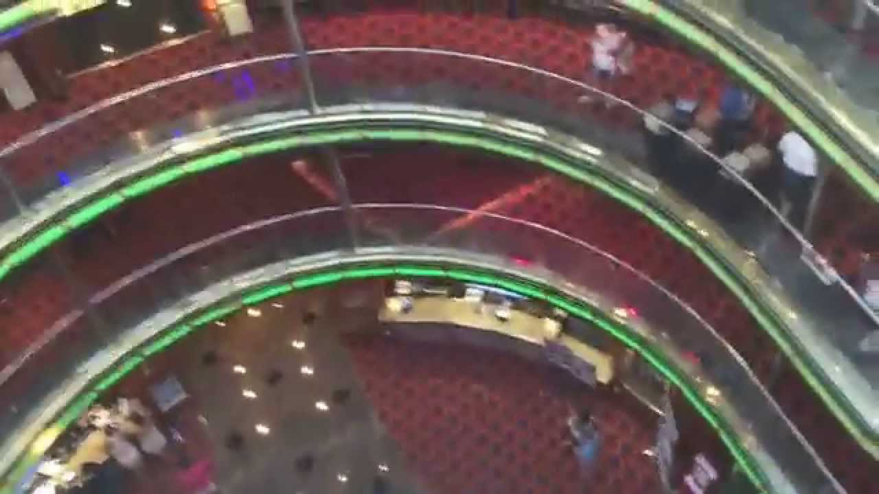 Carnival Ecstasy 2015 Inside View Youtube