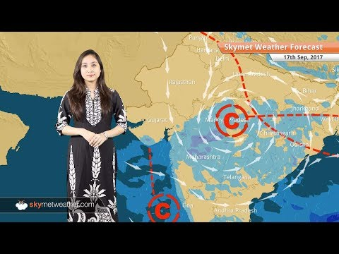 Weather Forecast for Sep 17: Rain in Mumbai, Chennai, Madhya Pradesh, Gujarat