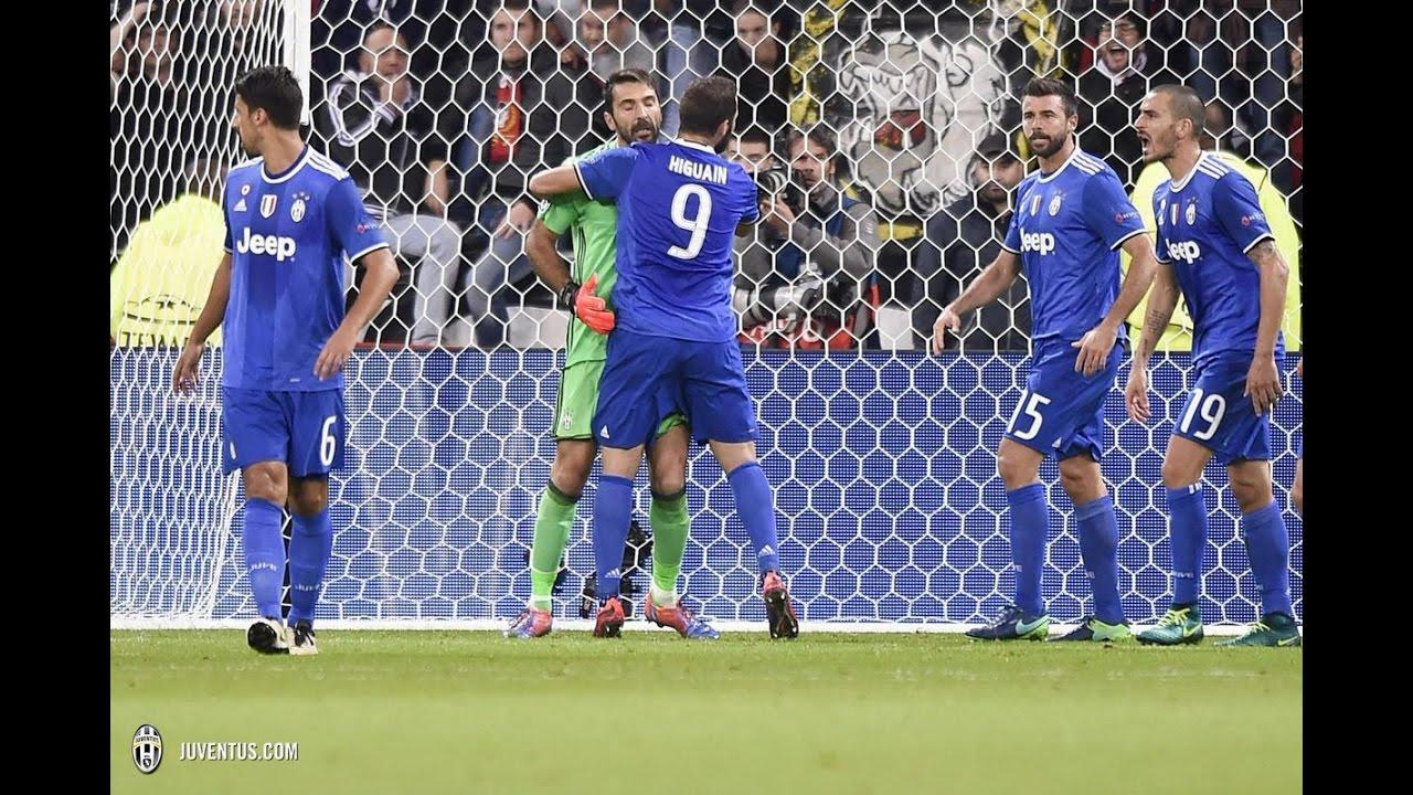 Olympique Lyonnais Lyon Vs Juventus 0 1 All Goals