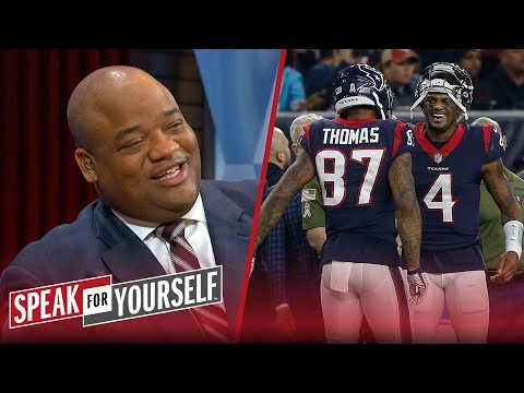 Jason Whitlock believes the Texans are a serious Super Bowl contender | NFL | SPEAK FOR YOURSELF