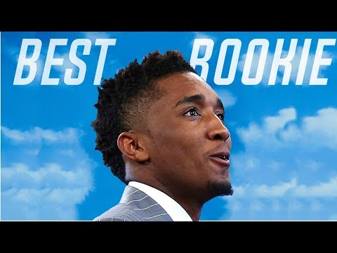 Meet The BEST ROOKIE That MANY SLEPT ON: Donovan Mitchell