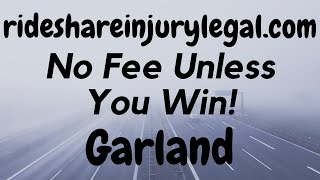 Uber Accident Attorney Garland, TX  Get a Free Consultation