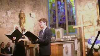 Benedictus (duo/duet) - Camille Saint-Saëns