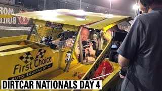 DIRTcar Nationals 2019 Day 4